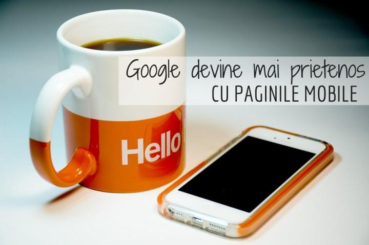 Ce sa faci dupa actualizarea mobile friendly de la Google