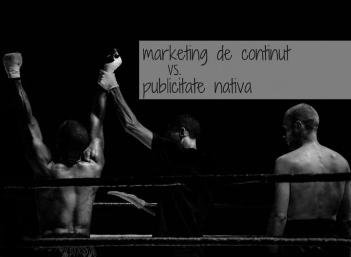 Cine e invingatorul la categoria ROI: marketingul de continut sau publicitatea nativa?