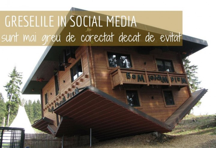 15 greseli pe care brandurile le fac in social media