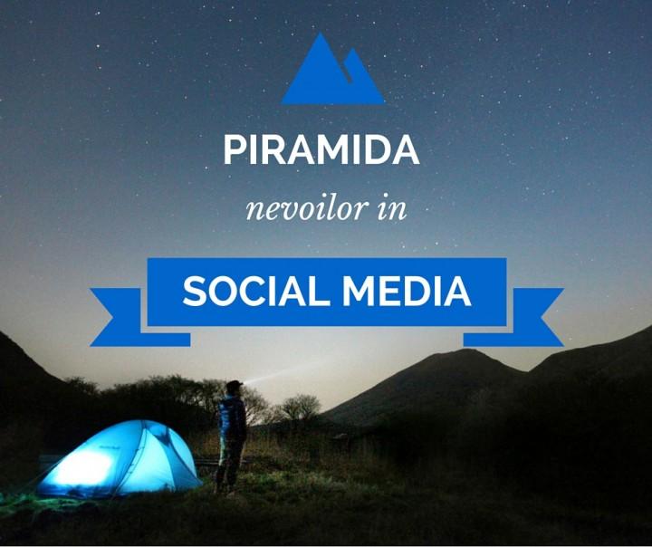 Care este piramida nevoilor din social media?